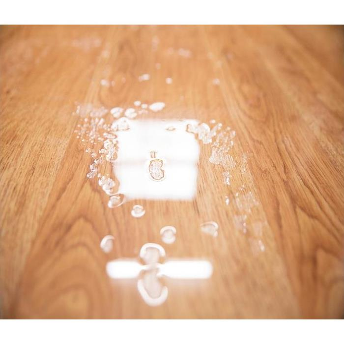 Wet Wood Flooring